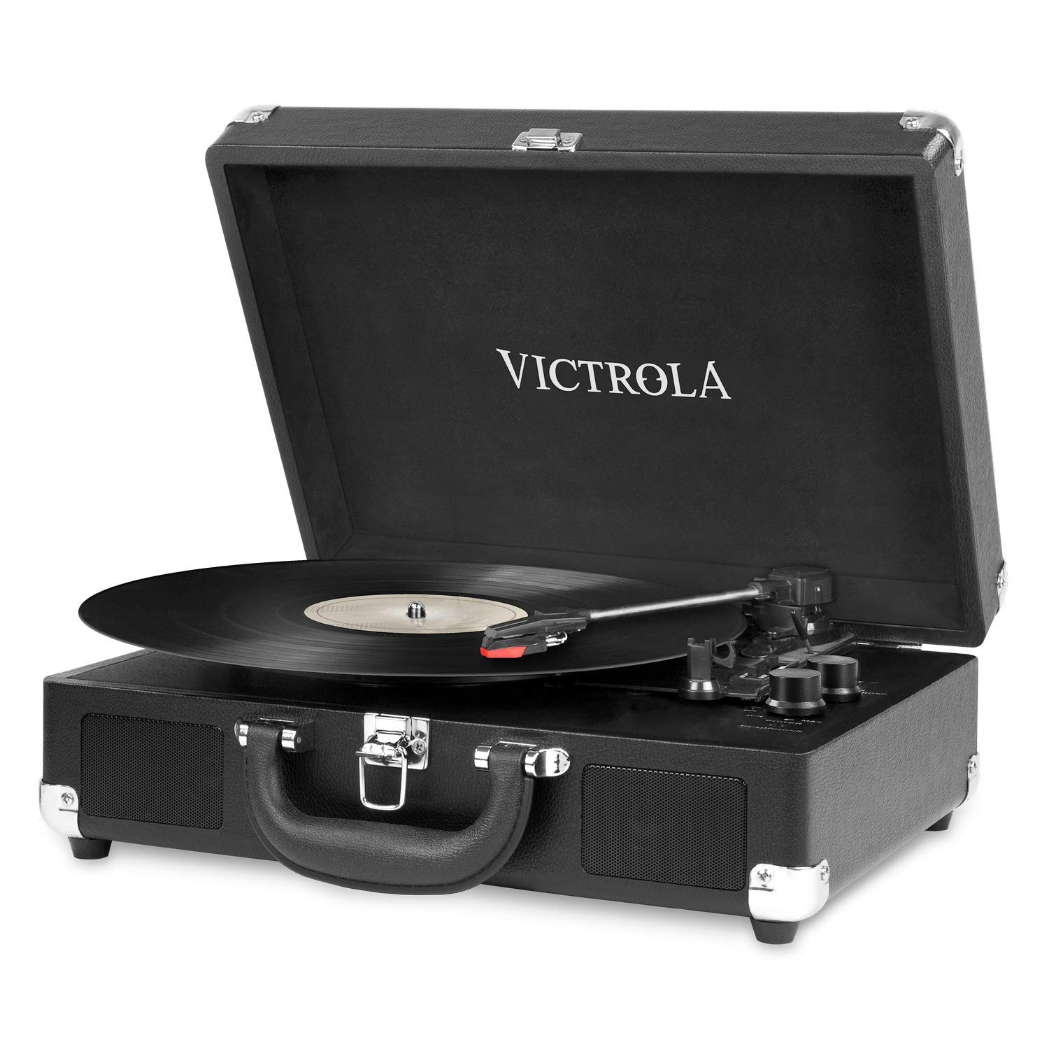 Victrola Suitcase Bluetooth 3 Speed Vinyl Turntable Review
